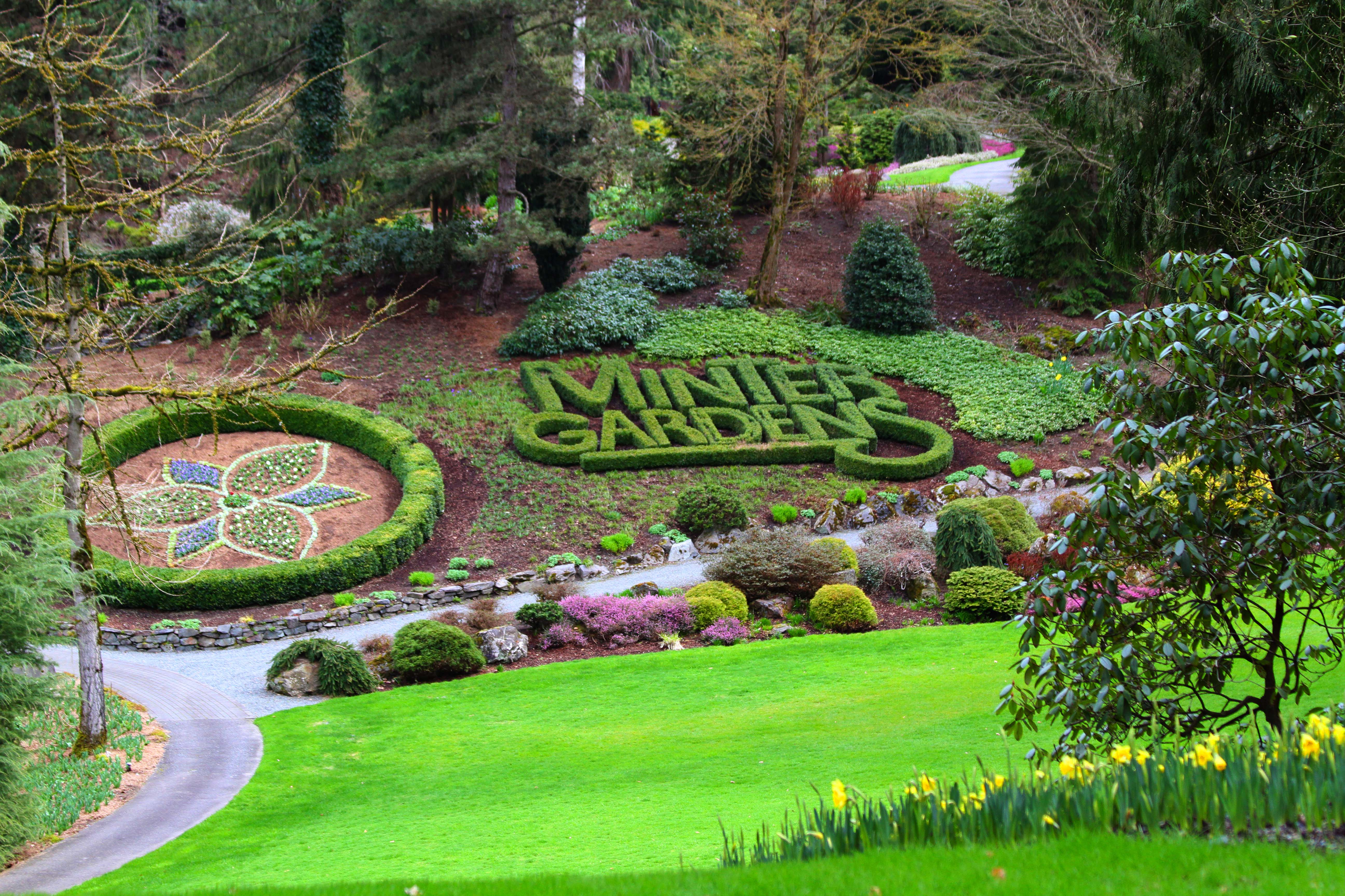 Minter Gardens In Chilliwack Garden Ftempo