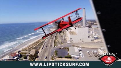 austin faure biplane Lipstick Surf Co